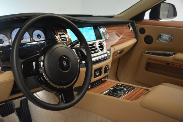 Used 2015 Rolls-Royce Ghost for sale Sold at Alfa Romeo of Greenwich in Greenwich CT 06830 20