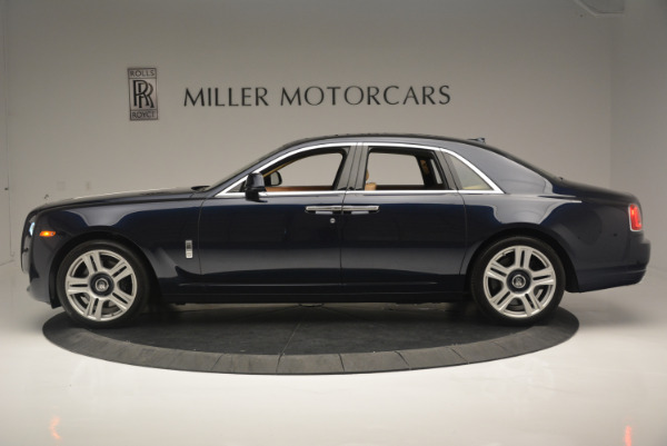 Used 2015 Rolls-Royce Ghost for sale Sold at Alfa Romeo of Greenwich in Greenwich CT 06830 3