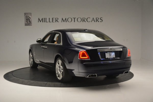 Used 2015 Rolls-Royce Ghost for sale Sold at Alfa Romeo of Greenwich in Greenwich CT 06830 5