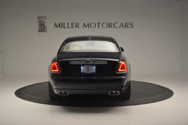 Used 2015 Rolls-Royce Ghost for sale Sold at Alfa Romeo of Greenwich in Greenwich CT 06830 6
