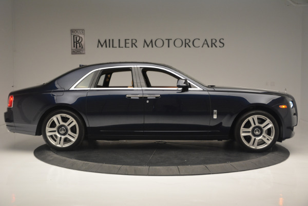 Used 2015 Rolls-Royce Ghost for sale Sold at Alfa Romeo of Greenwich in Greenwich CT 06830 9