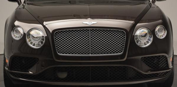Used 2016 Bentley Continental GT W12 for sale Sold at Alfa Romeo of Greenwich in Greenwich CT 06830 13