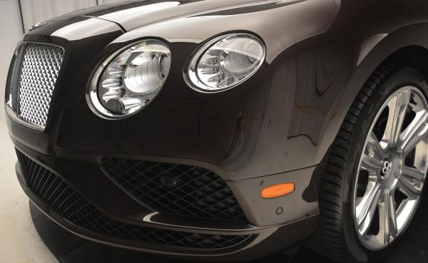 Used 2016 Bentley Continental GT W12 for sale Sold at Alfa Romeo of Greenwich in Greenwich CT 06830 14