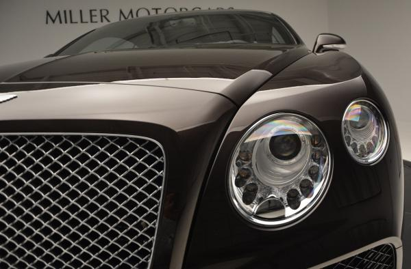 Used 2016 Bentley Continental GT W12 for sale Sold at Alfa Romeo of Greenwich in Greenwich CT 06830 15
