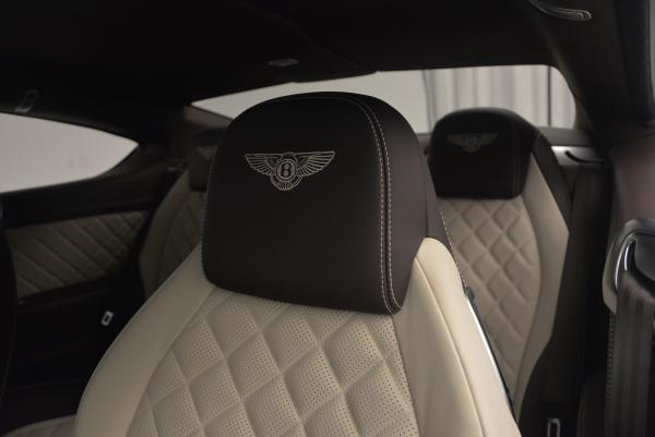 Used 2016 Bentley Continental GT W12 for sale Sold at Alfa Romeo of Greenwich in Greenwich CT 06830 25
