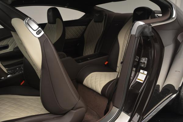 Used 2016 Bentley Continental GT W12 for sale Sold at Alfa Romeo of Greenwich in Greenwich CT 06830 26