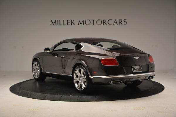 Used 2016 Bentley Continental GT W12 for sale Sold at Alfa Romeo of Greenwich in Greenwich CT 06830 5
