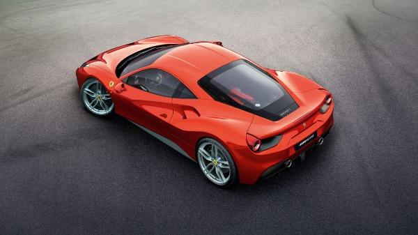 New 2019 Ferrari 488 GTB for sale Sold at Alfa Romeo of Greenwich in Greenwich CT 06830 2