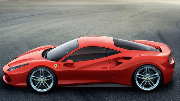 New 2019 Ferrari 488 GTB for sale Sold at Alfa Romeo of Greenwich in Greenwich CT 06830 3