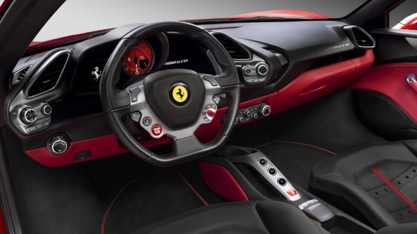 New 2019 Ferrari 488 GTB for sale Sold at Alfa Romeo of Greenwich in Greenwich CT 06830 6