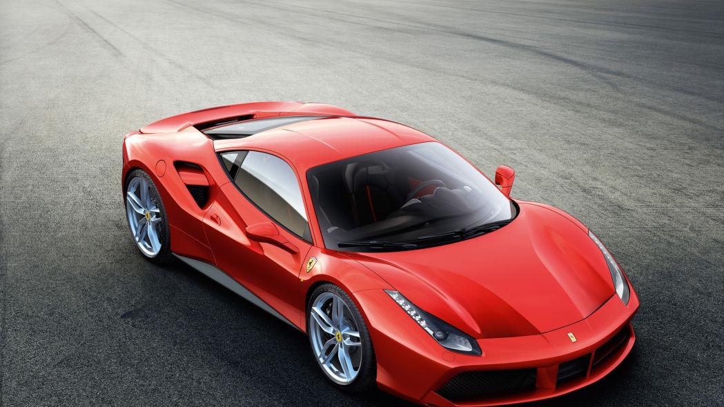 New 2019 Ferrari 488 GTB for sale Sold at Alfa Romeo of Greenwich in Greenwich CT 06830 1