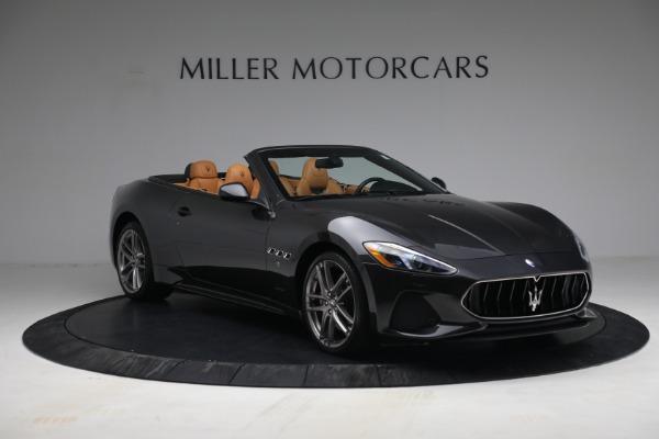 Used 2018 Maserati GranTurismo Sport for sale Call for price at Alfa Romeo of Greenwich in Greenwich CT 06830 11