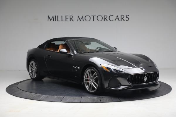 Used 2018 Maserati GranTurismo Sport for sale Call for price at Alfa Romeo of Greenwich in Greenwich CT 06830 14