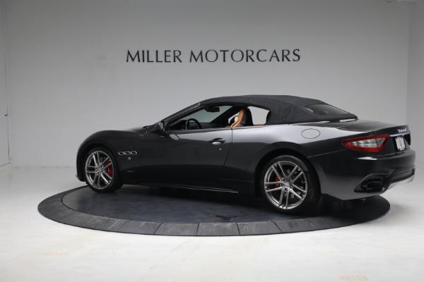 Used 2018 Maserati GranTurismo Sport for sale Call for price at Alfa Romeo of Greenwich in Greenwich CT 06830 17