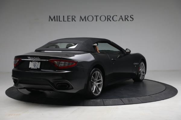 Used 2018 Maserati GranTurismo Sport for sale Call for price at Alfa Romeo of Greenwich in Greenwich CT 06830 18