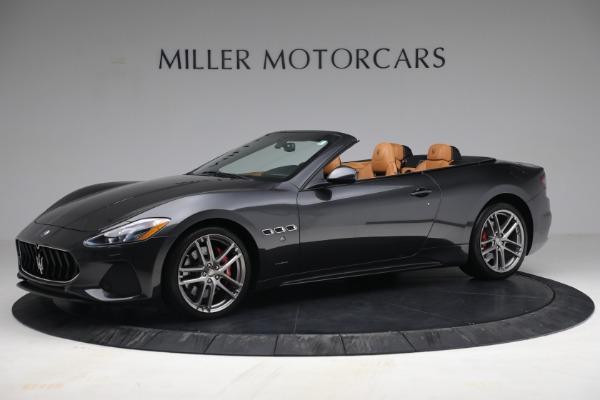 Used 2018 Maserati GranTurismo Sport for sale Call for price at Alfa Romeo of Greenwich in Greenwich CT 06830 2