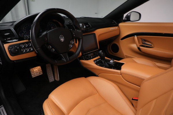 Used 2018 Maserati GranTurismo Sport for sale Call for price at Alfa Romeo of Greenwich in Greenwich CT 06830 20