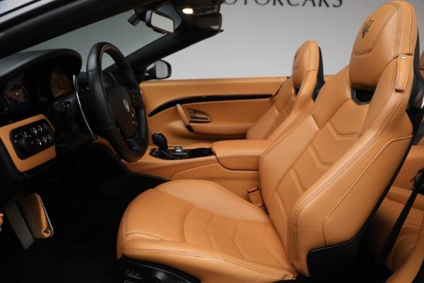 Used 2018 Maserati GranTurismo Sport for sale Call for price at Alfa Romeo of Greenwich in Greenwich CT 06830 21