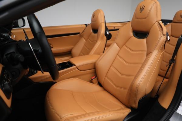 Used 2018 Maserati GranTurismo Sport for sale Call for price at Alfa Romeo of Greenwich in Greenwich CT 06830 22
