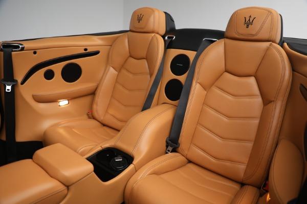 Used 2018 Maserati GranTurismo Sport for sale Call for price at Alfa Romeo of Greenwich in Greenwich CT 06830 27