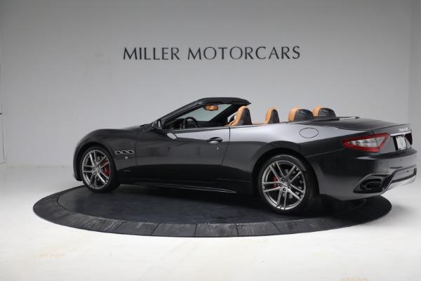 Used 2018 Maserati GranTurismo Sport for sale Call for price at Alfa Romeo of Greenwich in Greenwich CT 06830 4