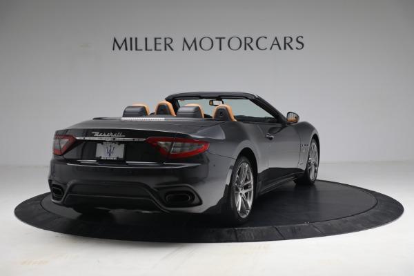 Used 2018 Maserati GranTurismo Sport for sale Call for price at Alfa Romeo of Greenwich in Greenwich CT 06830 7