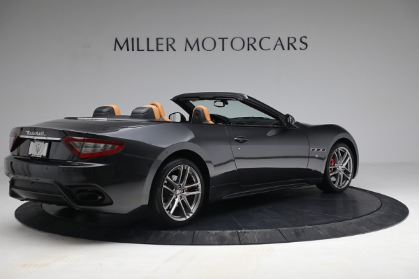 Used 2018 Maserati GranTurismo Sport for sale Call for price at Alfa Romeo of Greenwich in Greenwich CT 06830 8