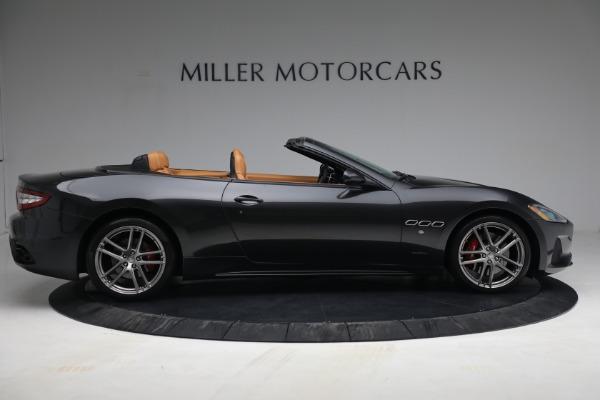 Used 2018 Maserati GranTurismo Sport for sale Call for price at Alfa Romeo of Greenwich in Greenwich CT 06830 9