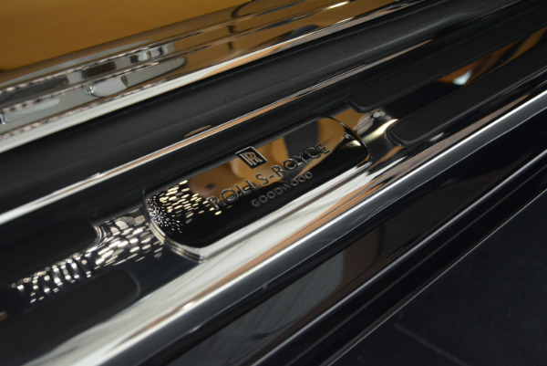 Used 2014 Rolls-Royce Wraith for sale Sold at Alfa Romeo of Greenwich in Greenwich CT 06830 17