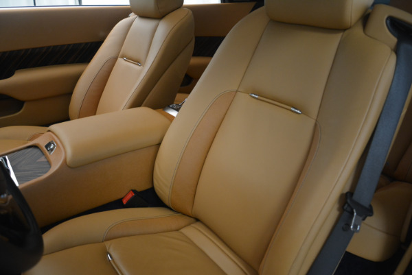 Used 2014 Rolls-Royce Wraith for sale Sold at Alfa Romeo of Greenwich in Greenwich CT 06830 22
