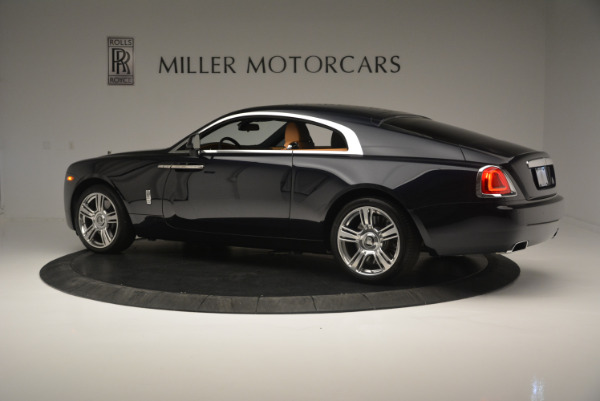 Used 2014 Rolls-Royce Wraith for sale Sold at Alfa Romeo of Greenwich in Greenwich CT 06830 4