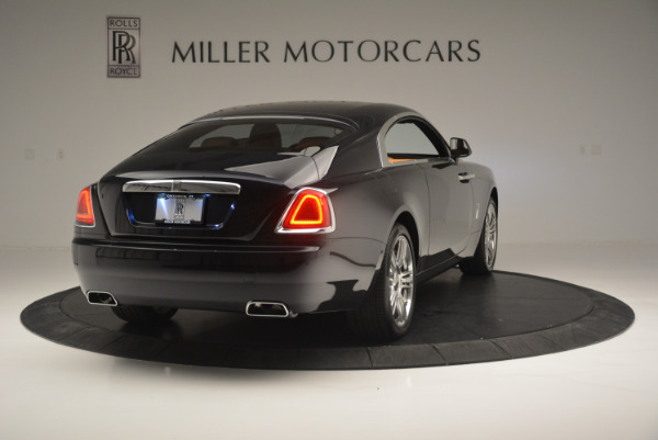Used 2014 Rolls-Royce Wraith for sale Sold at Alfa Romeo of Greenwich in Greenwich CT 06830 7