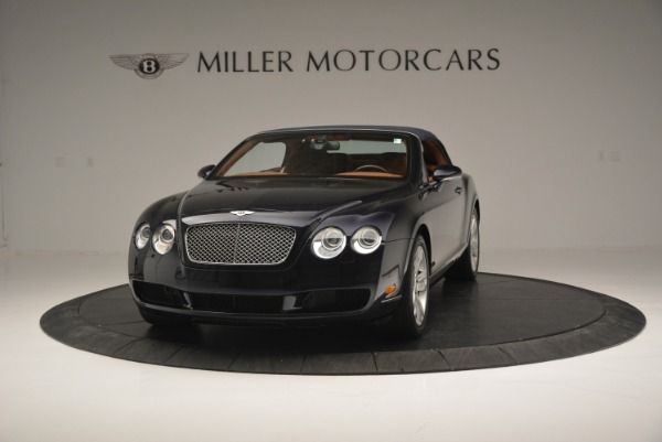 Used 2008 Bentley Continental GTC GT for sale Sold at Alfa Romeo of Greenwich in Greenwich CT 06830 10
