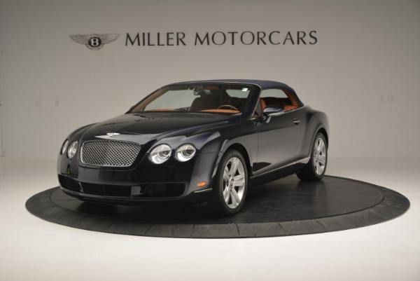 Used 2008 Bentley Continental GTC GT for sale Sold at Alfa Romeo of Greenwich in Greenwich CT 06830 11