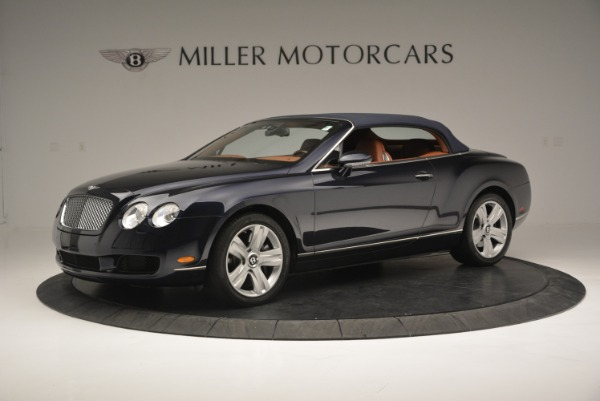 Used 2008 Bentley Continental GTC GT for sale Sold at Alfa Romeo of Greenwich in Greenwich CT 06830 12