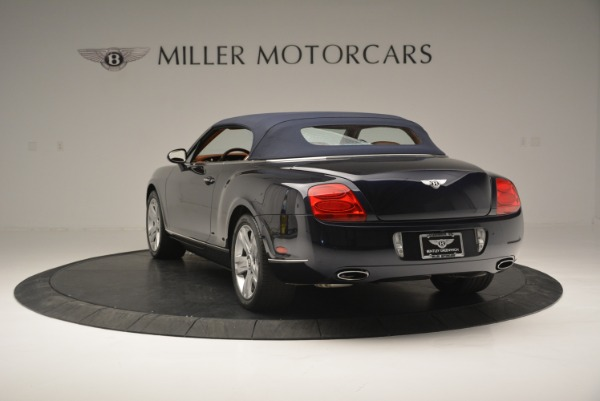 Used 2008 Bentley Continental GTC GT for sale Sold at Alfa Romeo of Greenwich in Greenwich CT 06830 15