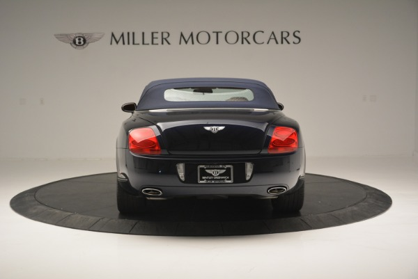 Used 2008 Bentley Continental GTC GT for sale Sold at Alfa Romeo of Greenwich in Greenwich CT 06830 16