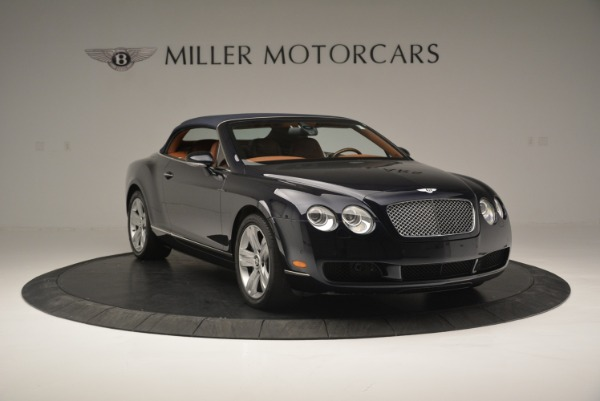 Used 2008 Bentley Continental GTC GT for sale Sold at Alfa Romeo of Greenwich in Greenwich CT 06830 21