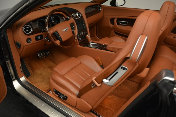 Used 2008 Bentley Continental GTC GT for sale Sold at Alfa Romeo of Greenwich in Greenwich CT 06830 25
