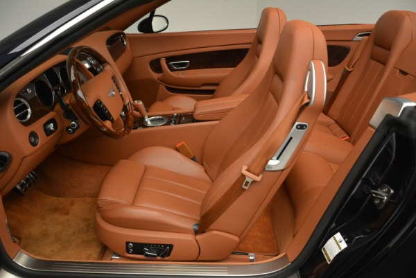 Used 2008 Bentley Continental GTC GT for sale Sold at Alfa Romeo of Greenwich in Greenwich CT 06830 26