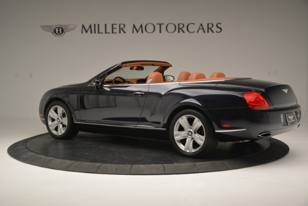 Used 2008 Bentley Continental GTC GT for sale Sold at Alfa Romeo of Greenwich in Greenwich CT 06830 3