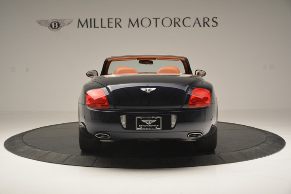 Used 2008 Bentley Continental GTC GT for sale Sold at Alfa Romeo of Greenwich in Greenwich CT 06830 4