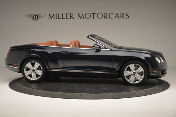 Used 2008 Bentley Continental GTC GT for sale Sold at Alfa Romeo of Greenwich in Greenwich CT 06830 6