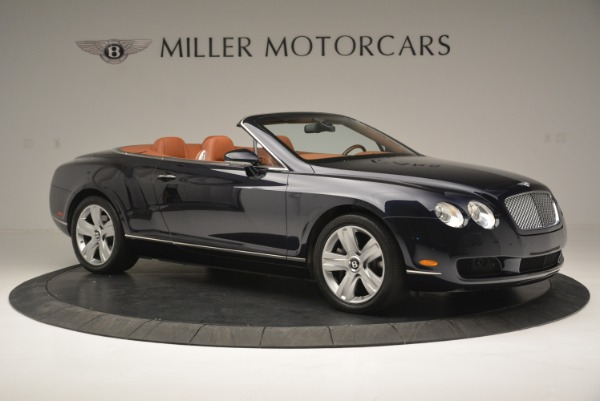 Used 2008 Bentley Continental GTC GT for sale Sold at Alfa Romeo of Greenwich in Greenwich CT 06830 7