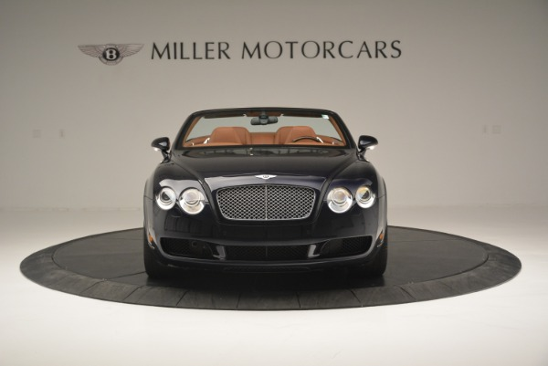 Used 2008 Bentley Continental GTC GT for sale Sold at Alfa Romeo of Greenwich in Greenwich CT 06830 8