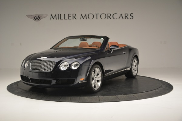 Used 2008 Bentley Continental GTC GT for sale Sold at Alfa Romeo of Greenwich in Greenwich CT 06830 1