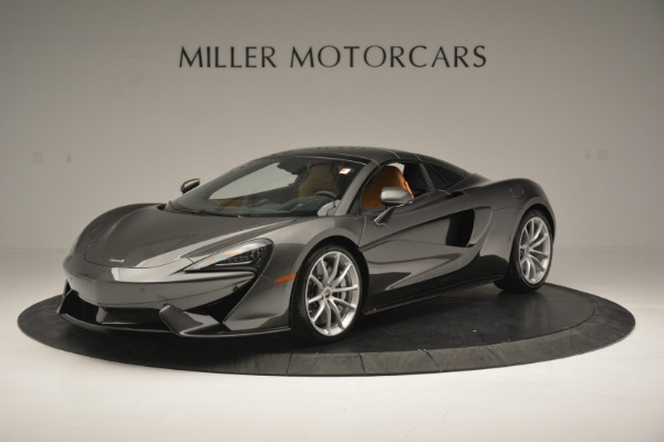 Used 2018 McLaren 570S Spider for sale Sold at Alfa Romeo of Greenwich in Greenwich CT 06830 15