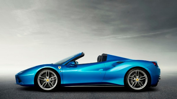New 2019 Ferrari 488 Spider for sale Sold at Alfa Romeo of Greenwich in Greenwich CT 06830 2