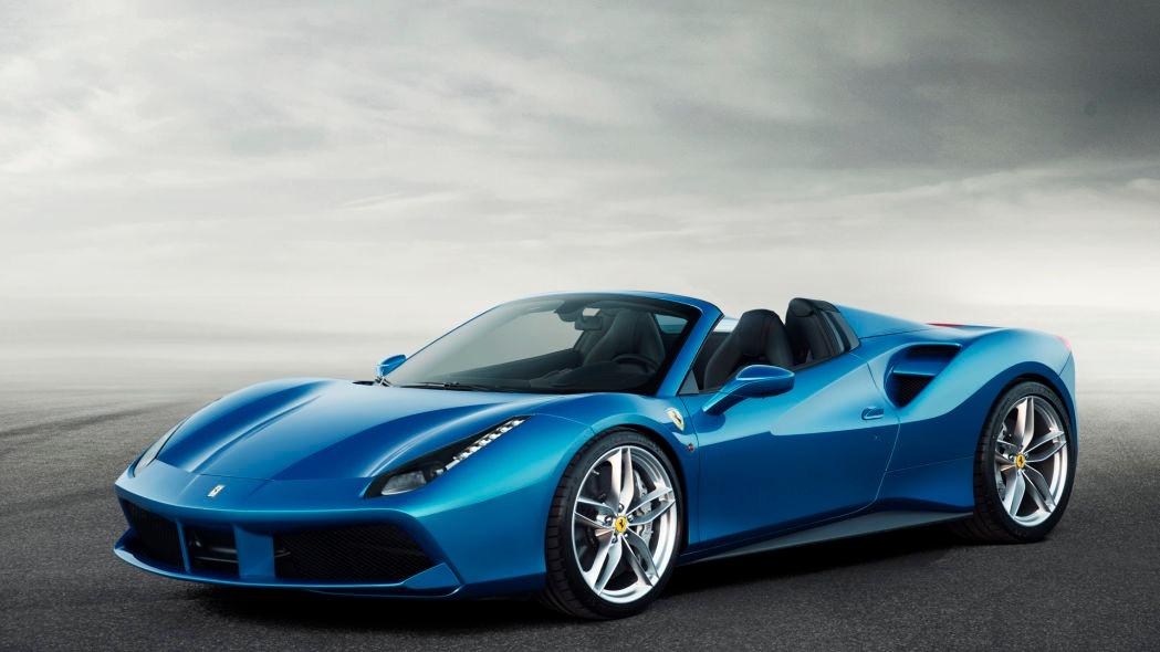 New 2019 Ferrari 488 Spider for sale Sold at Alfa Romeo of Greenwich in Greenwich CT 06830 1