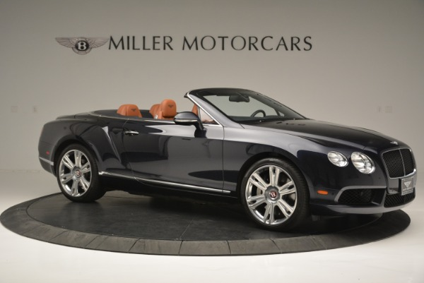 Used 2015 Bentley Continental GT V8 for sale Sold at Alfa Romeo of Greenwich in Greenwich CT 06830 10